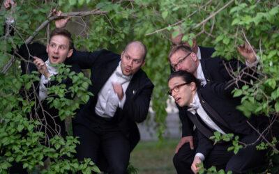 Orphei Drängar och Uppsala Night Run bjuder på höstkonsert!