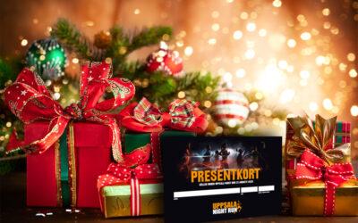Ge dig själv eller dina vänner den viktigaste presenten